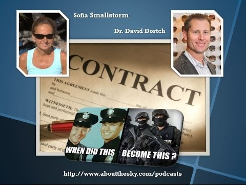Sofia Smallstorm & David Dortch - Fighting the Contract Based Legal System (Oct 2015)