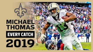 EVERY Catch from Michael Thomas' Record Setting 2019 Season | New Orleans Saints
