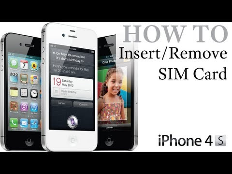 how to remove sim card from iphone 5 iphone 4s how to insert remove a sim card how to save 1992