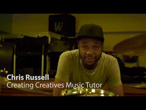 Introducing Creating Creatives Drum Tutors Nathan Greene and Chris Russell