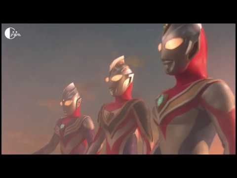 Ultraman Gaia! [Chinese+Japanese Lyrics]