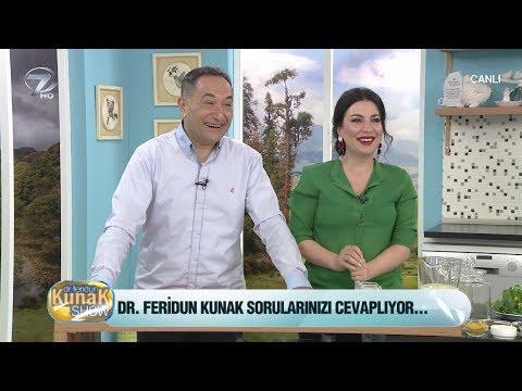 Dr. Feridun Kunak Show - 2 Nisan 2018