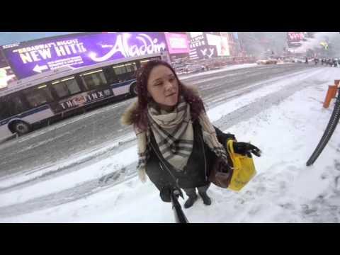 New York Mars 2015