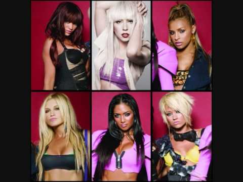 Pussycat Dolls & Lady Gaga - Love Buttons(Mashup)