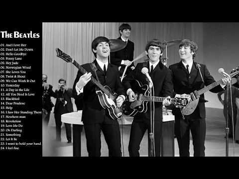 The Best Of The Beatles Greatest Hits Full Anbum - Top The Bestles Best Hits