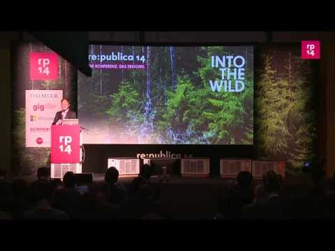 re:publica 2014 - Nicolas Wöhrl: Diamonds are a quantum computers best friend on YouTube