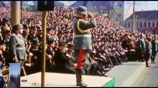 Adolf Hitler Bio Colour #2 )  Film Documentary