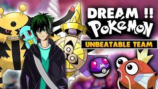 Creating My DREAM Pokemon TEAM [CHALLENGE] 🔥!! HINDI