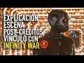 Explicación Escena post-créditos Ant-Man and the Wasp