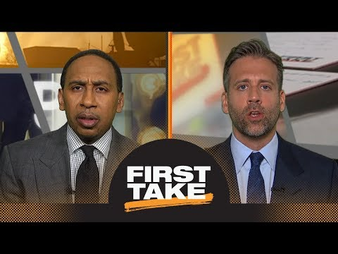 Stephen A. and Max react to Hornets agreeing to trade Dwight Howard to Nets  First Take  ESPN