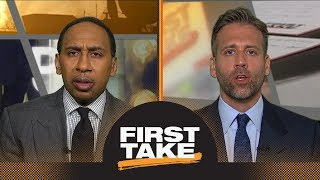 Stephen A. and Max react to Hornets agreeing to trade Dwight Howard to Nets | First Take | ESPN