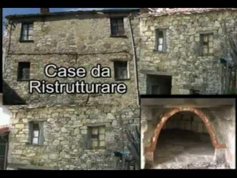 Alta val trebbia vendesi case in pietra da ristrutturare for 3 case in pietra