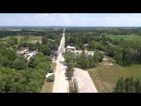 Niagara Escarpment Scenic View