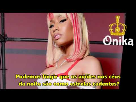 Nicki Minaj  Out Of My Mind Verso LegendadoPTBR