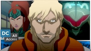 EXCLUSIVE Justice League: Throne of Atlantis Clip + Kevin Smith Talks LEGO (DCAA 229)