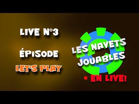 Live n°3 des Navets Jouables - Manhattan Chase