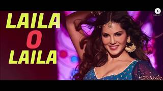 Laila Main Laila | Raees | Sunny Leone | Karaoke with Lyrics |