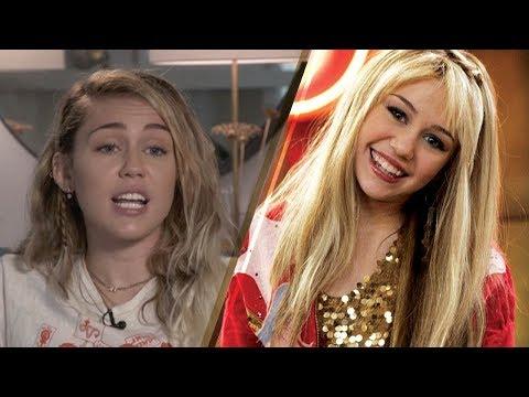Miley Cyrus Reveals How She REALLY Felt...