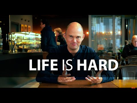 Café talk: Life is hard - teaching with Torben Søndergaard