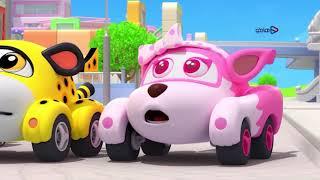 حصريا  مسلسل العربات المرحة الحلقة التي لم تبث على قناة بسمة للاطفال لوجود خلل في البث