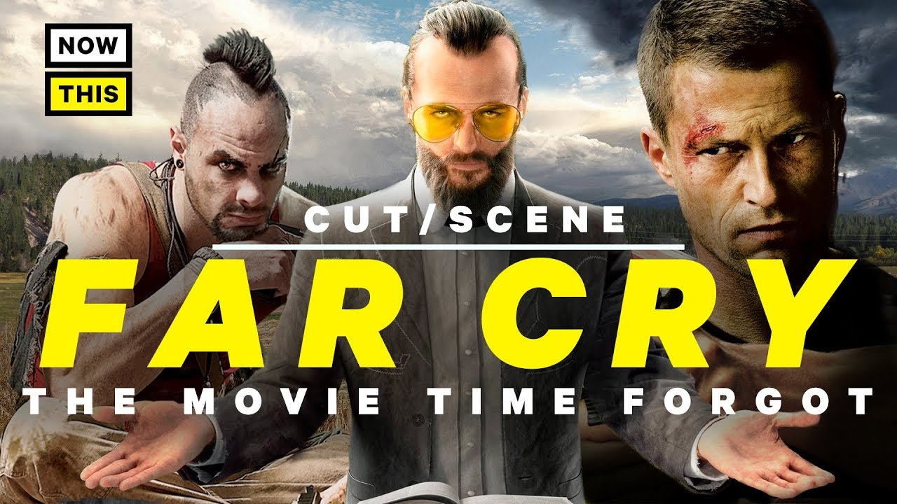 The Far Cry Movie Time Forgot | Cut/Scene #3 | NowThis Nerd