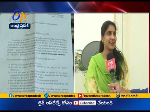 Face to Face with Undavalli Anusha | on Police Issues Notice for Social Media Postings