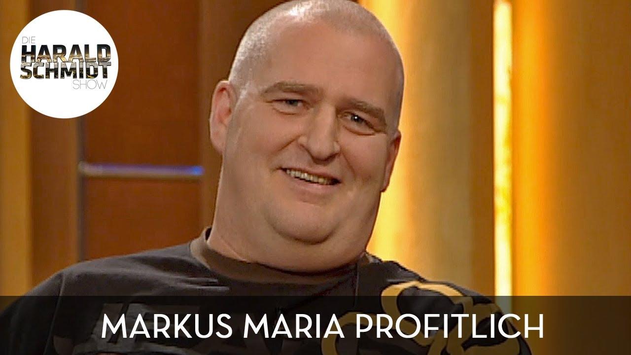 Frischgebackener Papa Markus Maria Profitlich holt sich Tipps | Die Harald Schmidt Show (ARD)