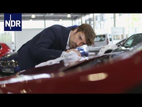 Autoverkäufer: die Arbeit zwischen Kunden, Gratiskaffee und Neuwagen | 7 Tage | NDR