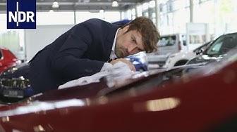 Autoverkäufer: Arbeit zwischen Kunden, Gratiskaffee und Neuwagen | 7 Tage | NDR