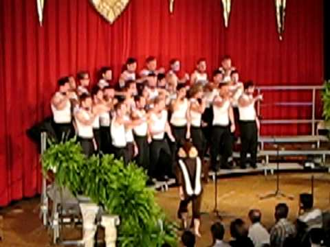 GCC All College Sing - Chip and Dale Theme Song