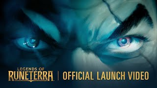 "Legends of Runeterra: Official Launch Video | ""BREATHE"""