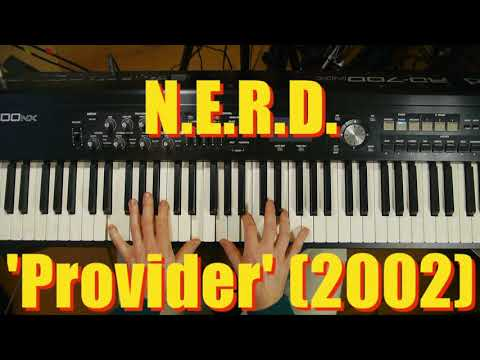 Free Download N*e*r*d 'provider' Chords On Piano Mp3 dan Mp4
