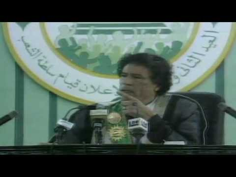 Libya: Muammar Gaddafi offers talks on power transfer