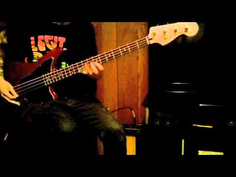 Jammin on an old bassline I wrote
