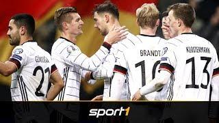 Wegen EM-Hammergruppe: DFB-Team sucht neuen Gegner | SPORT1 - DER TAG
