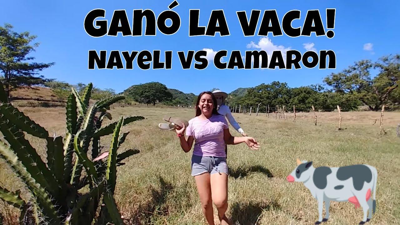 la-gran-carrera-de-nayeli-vs-el-camarn-en-campo-libre-que-buena-punteria-nayeli-parte-9