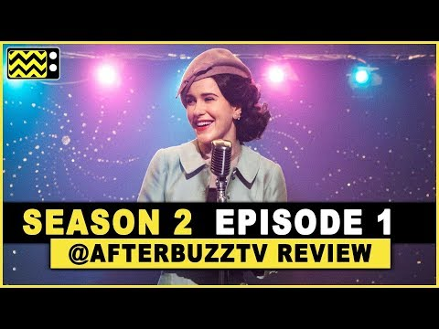 The Marvelous Mrs. Maisel Season 2 Episode 1 Review & After Show