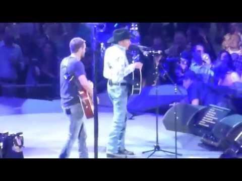 George Strait & Eric Church - Cowboys Like...