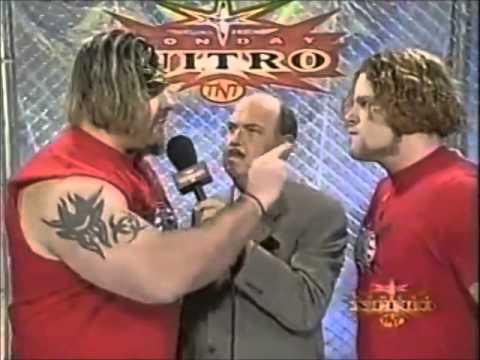 WCW Nitro 01 23 2001 Lash Interview