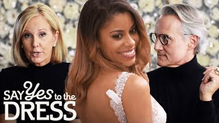 Monte & Lori Have To Step In To Help Rookie Bridal Consultant | Say Yes To The Dress Atlanta
