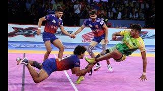 Pro Kabaddi 2018 Highlights | Patna Pirates vs Dabang Delhi | Hindi