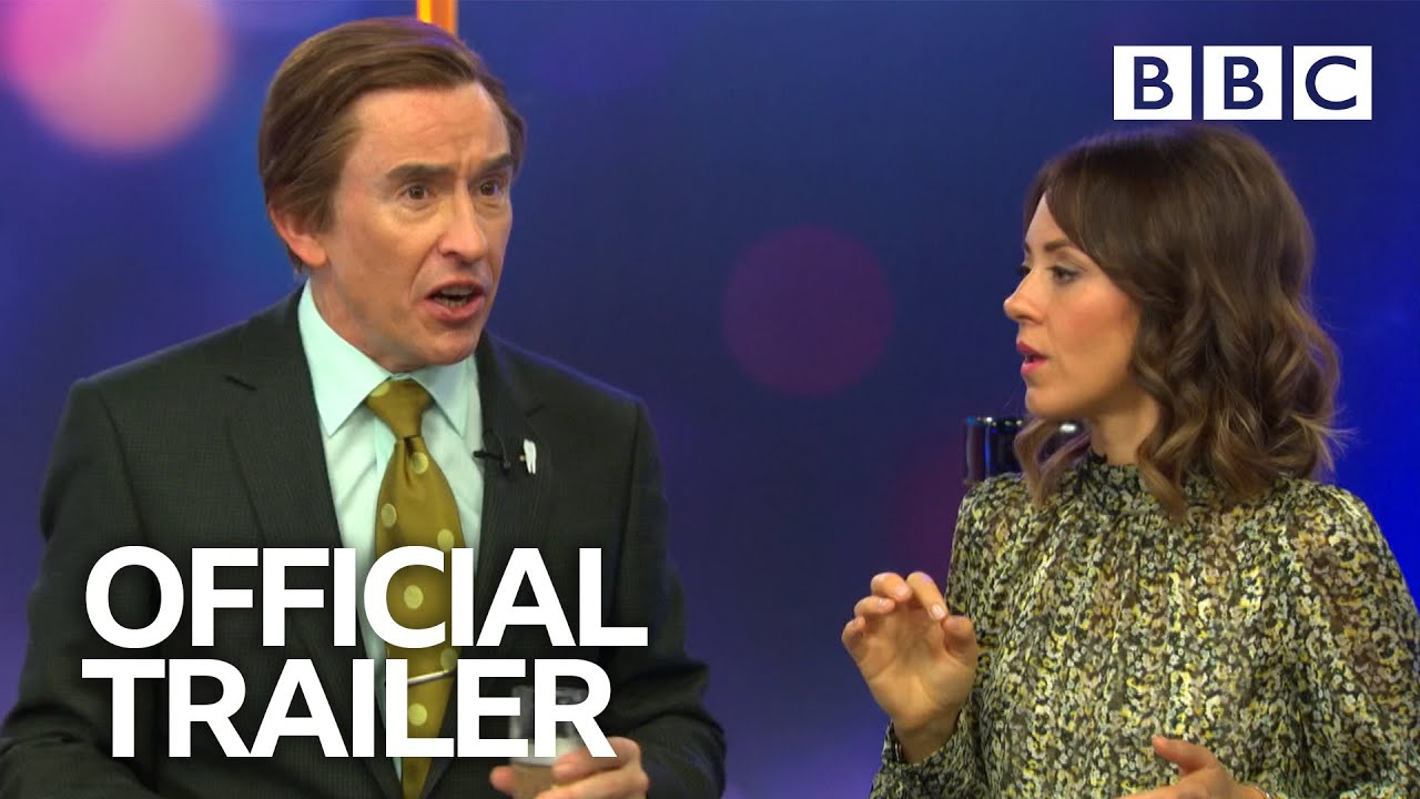 TRAILER RELEASED FOR THIS TIME WITH ALAN PARTRIDGE (SERIES TWO)