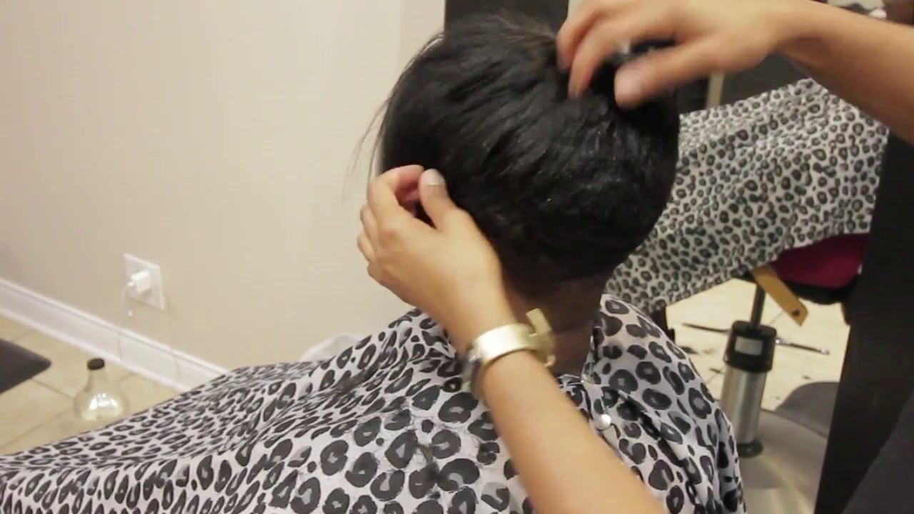 Soft Short Hairstyle Short Hair Specialist Frisco Texas Youtube