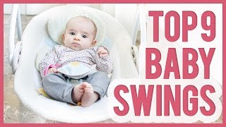 Best Baby Swing 2019 – TOP 9 Baby Swings