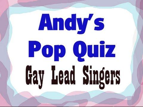Gav & Arno's Pop Quiz - ePHOTOzine