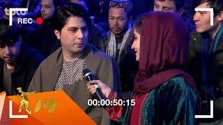 پشت صحنه ها - مصاحبه با حامد محبوب / Behind The Scenes - Talks with Hamid Mahboob