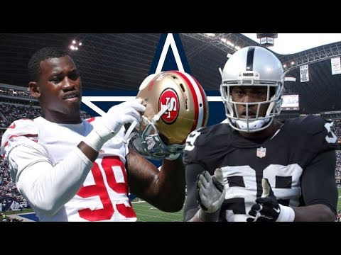 Dallas Cowboys agree to terms with Aldon Smith, who last played in ...
