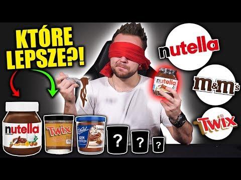 WIELKI TEST NUTELLI
