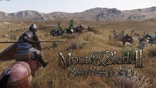 Mount And Blade 2: Bannerlord Gameplay - Gamescom Build