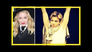 Madonna: Sohn Rocco Ritchie modelt halbnackt